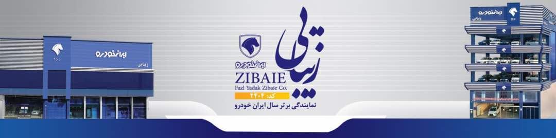 نمایندگی ایران خودرو زیبایی 2404 اهواز لوگو